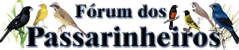 Forum dos Passarinheiros - Indice