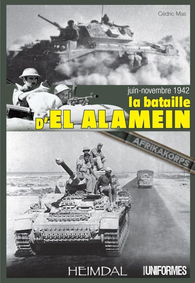 La bataille d'El Alamein, juin - novembre 1942 Precou11
