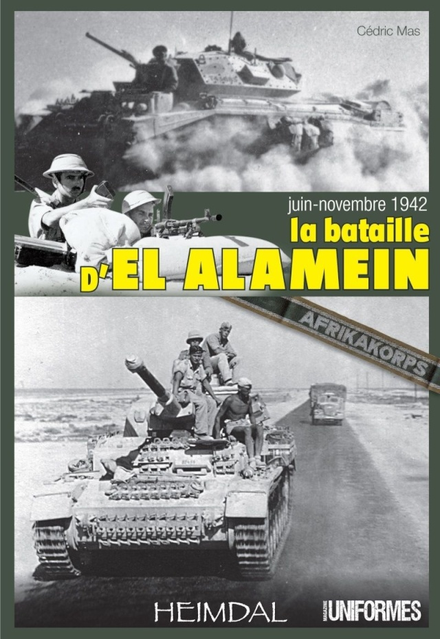 La bataille d'El Alamein, juin - novembre 1942... Precou12
