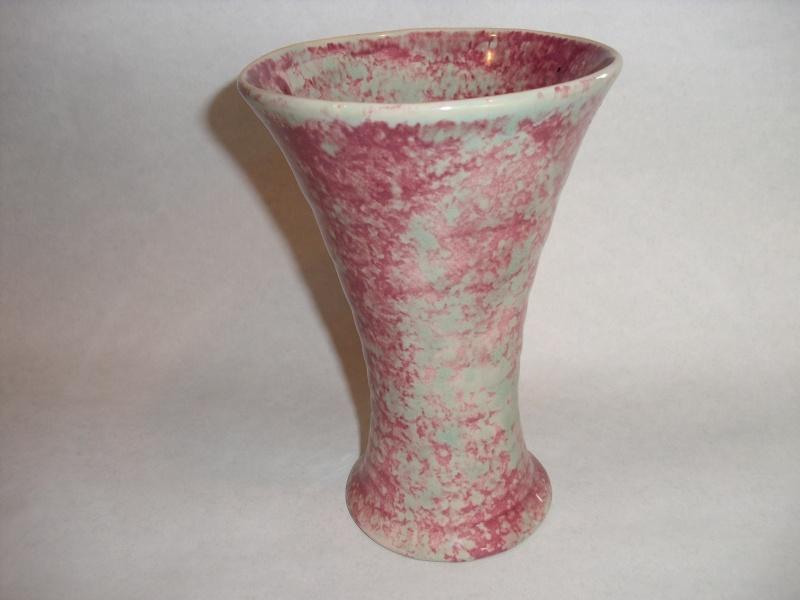 Crown Lynn rhubarb glazed vase More_p14