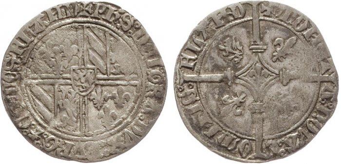 Ducado de Felipe III de Borgoña (Brujas, 1419-1467). Image010