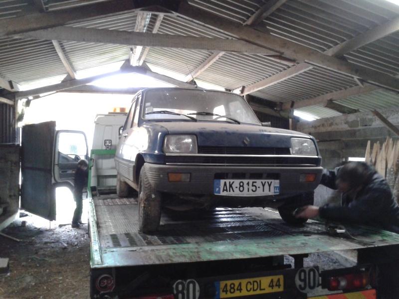 deuxieme vie a une R5 GTL 20121012