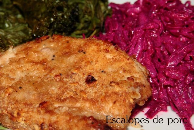 019 - Escalopes de porc Escalo11