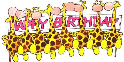 Alles Gute zu Eurem Geburtstag Nicky2501 und Thamus 1augus10