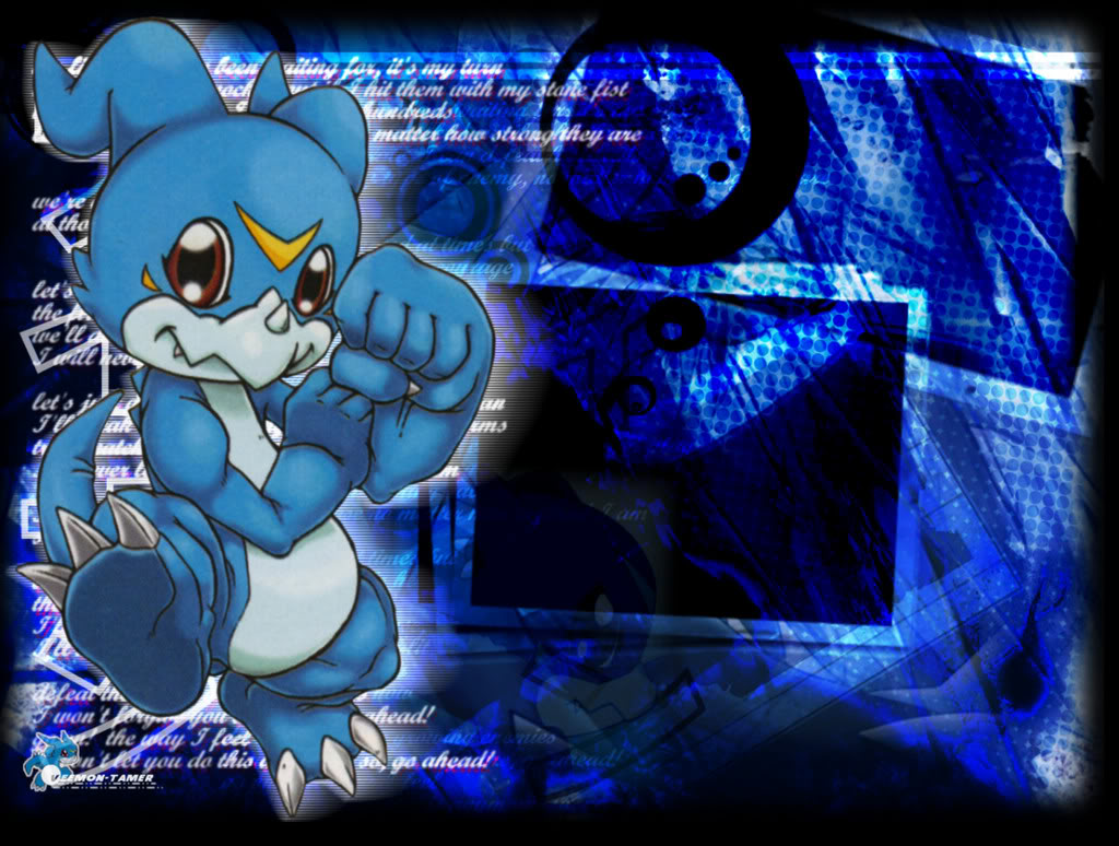 Votre wallpaper du moment Veemon10