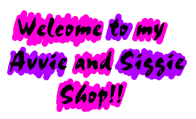 Alice's Awesome Avvie shop( i make signatures too). I am open for business! Please order! Welcom10