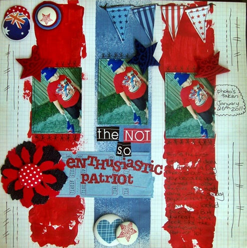 Stop 4 - North America - America entries here! The_no10