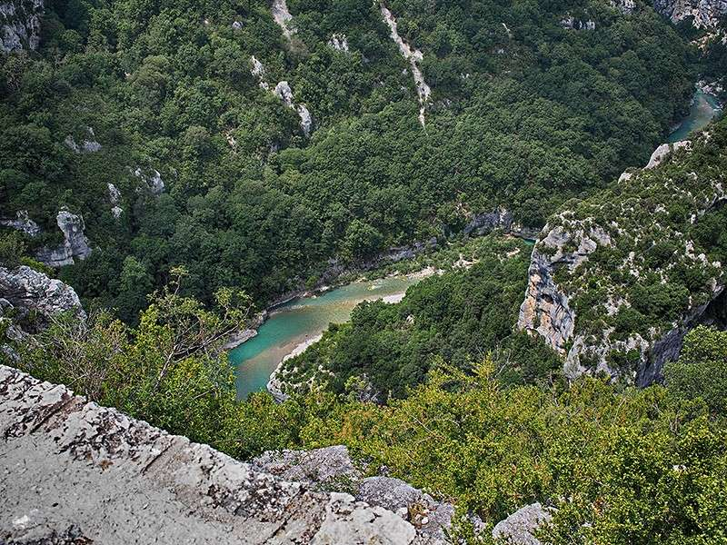 Pont de l'Artuby (saut à l'élastique) P7140011