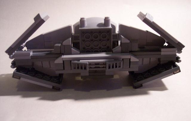 Sith Infiltrator Set 7663 Rebuild CABGO Phase IV Si210