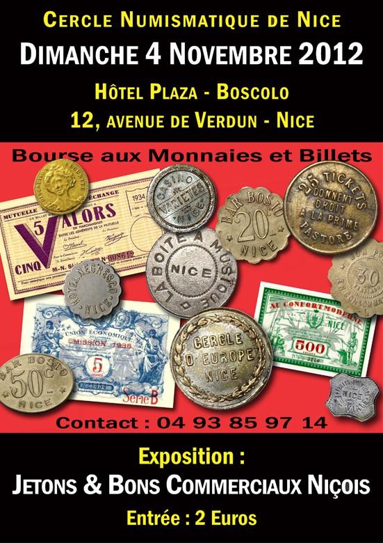 37e Bourse-Exposition Numismatique de Nice (06) Projet10