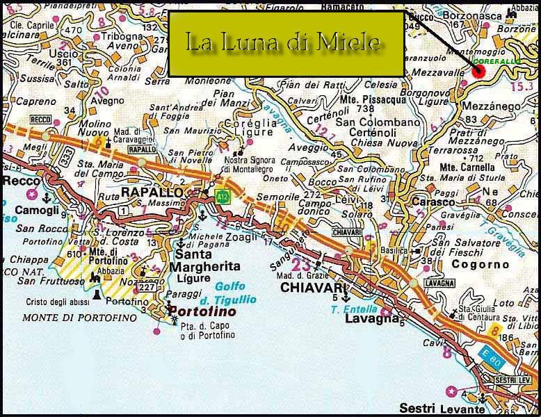 Google map of Italy Italy10