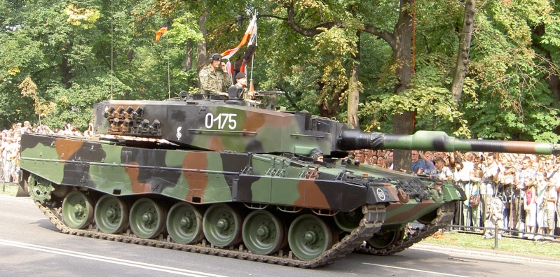 Vehicle Roster Leopar10