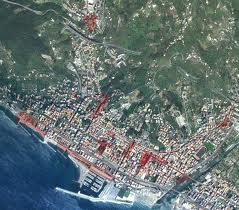 Google map of Italy Real10