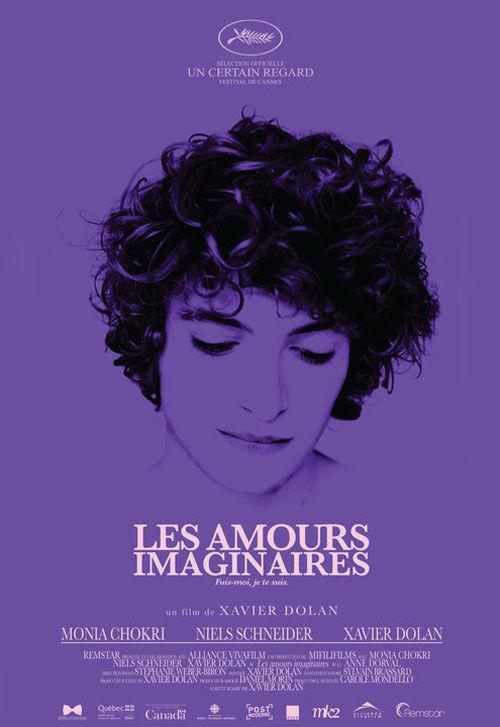 LES AMOURS IMAGINAIRES 54950910