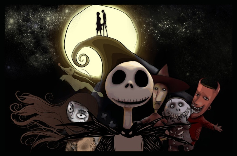 THE NIGHTMARE BEFORE CHRISTMAS The_ni10