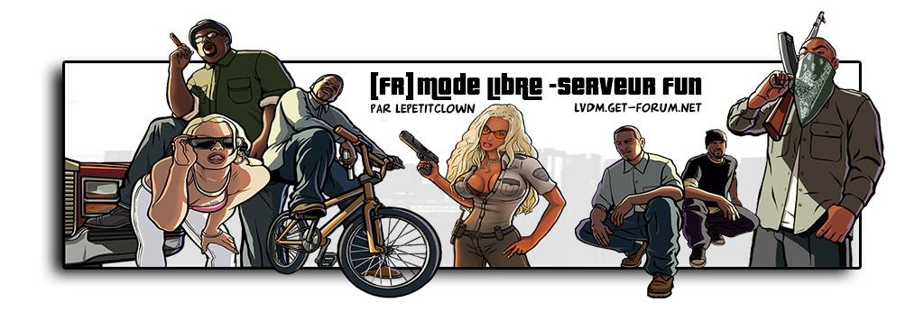 Mode Libre par LePtitClown