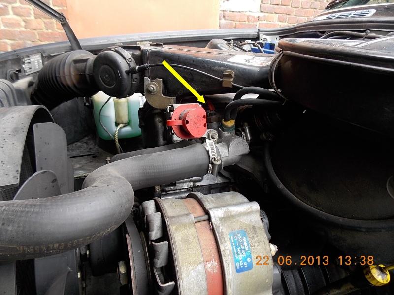 [BMW 316 E30] Témoin de température moteur  Dscn5120