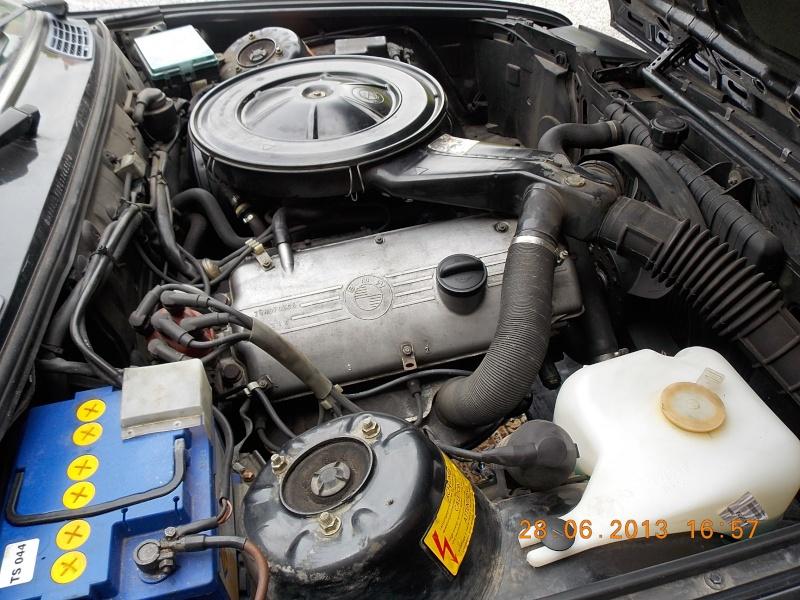 [BMW 316 E30] Ratés du moteur Dscn5122