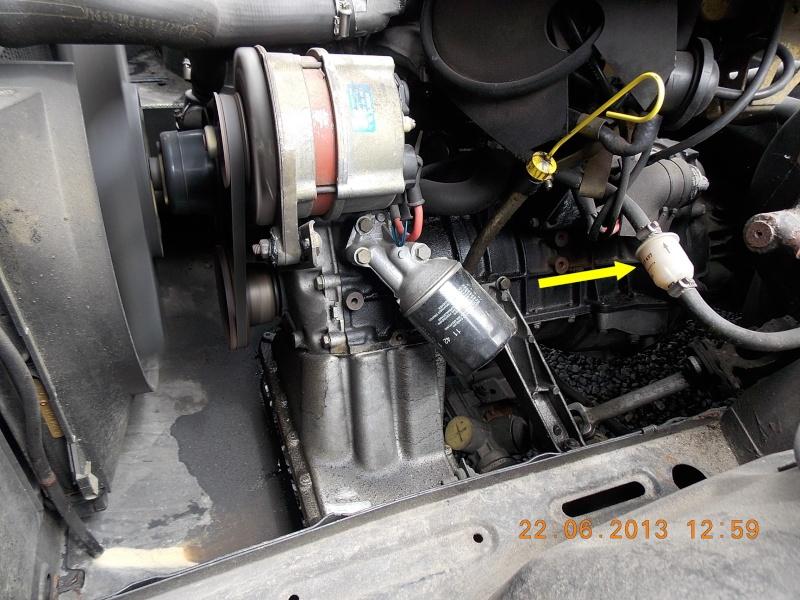 [BMW 316 E30] Ratés du moteur Dscn5123