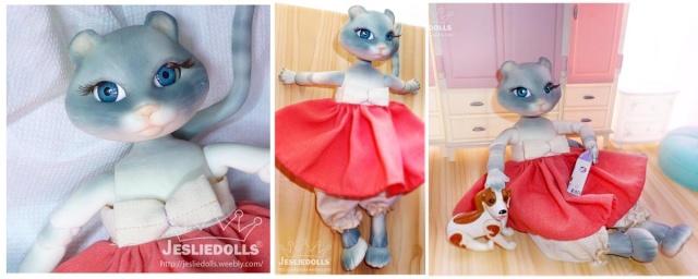 Jeslie Dolls •Leî-Lina petite boudeuse p.38  13/12 Cheyen10