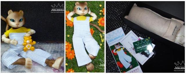 Jeslie Dolls •Leî-Lina petite boudeuse p.38  13/12 Cheyen11