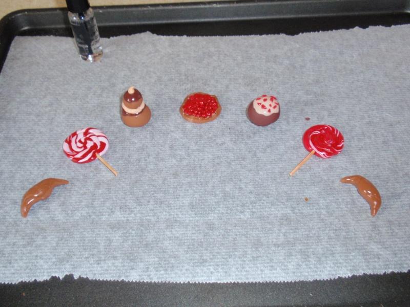 Petites gourmandises en Fimo pour Anna... P5180010
