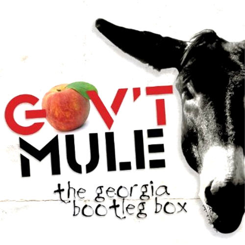GOV'T MULE THE GEORGIA BOOTLEG BOX Fc_110