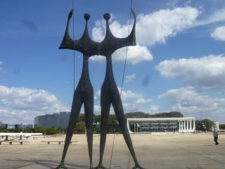 Brasilia pour son architecture hors du commun P1090111