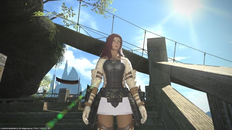 A Realm Reborn: FF XIV - Beta Phase 3 Screencaps Ffxiv_13