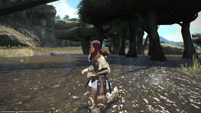 A Realm Reborn: FF XIV - Beta Phase 3 Screencaps Ffxiv_14
