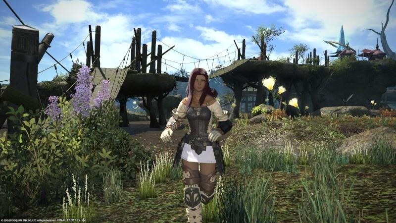 A Realm Reborn: FF XIV - Beta Phase 3 Screencaps Ffxiv_15