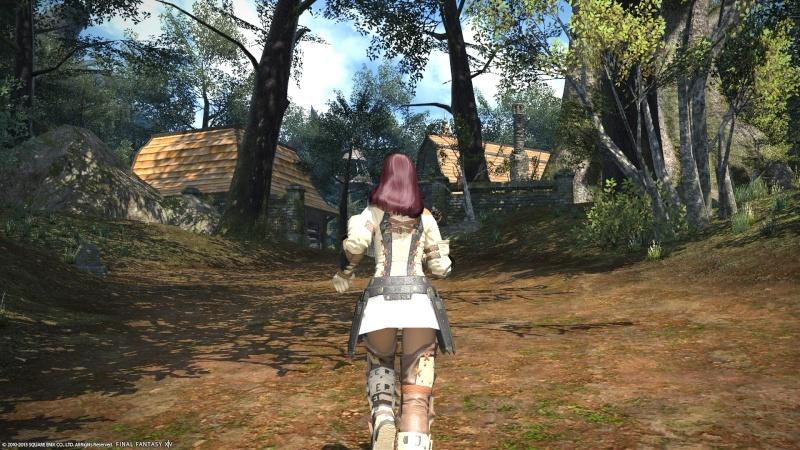A Realm Reborn: FF XIV - Beta Phase 3 Screencaps Ffxiv_17