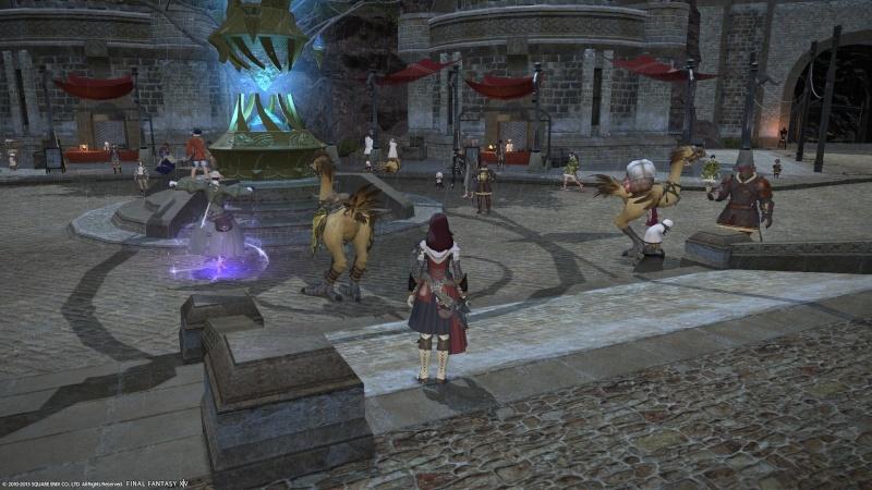 A Realm Reborn: FF XIV - Beta Phase 3 Screencaps Ffxiv_26
