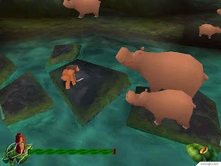 تحميل لعبة طرزان القديمة كاملة من ميديافاير-Download Tarzan Game full Pc from mediafire 411