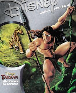 تحميل لعبة طرزان القديمة كاملة من ميديافاير-Download Tarzan Game full Pc from mediafire Tarzan10
