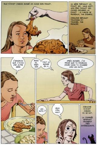 Coraline [Gaiman, Neil] Corali10