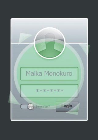 """Maika """"Rin"""" Monokuro Maika10"""