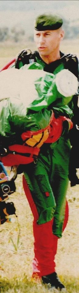 Claude Dupré, ancien officier à titre tranger    DCD 10126510