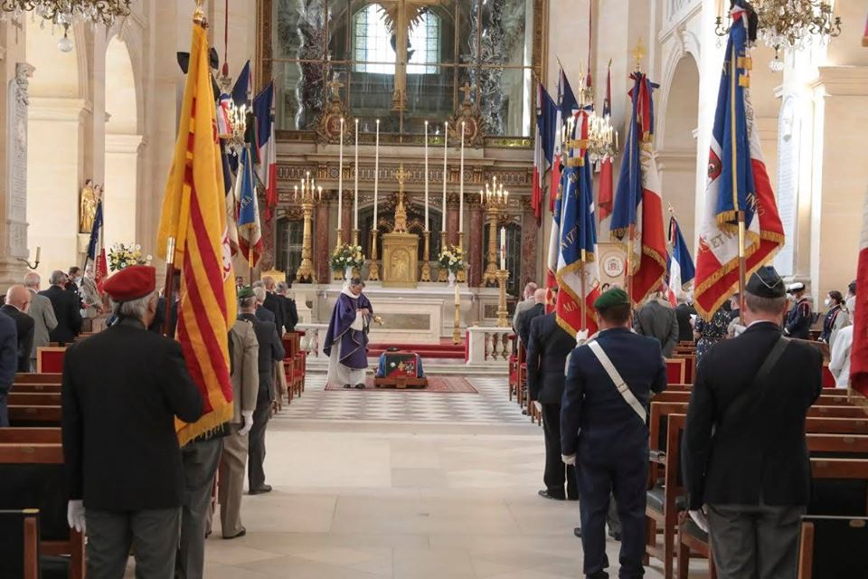 Obsèques du Médecin Colonel Jean louis RONDy 11712610