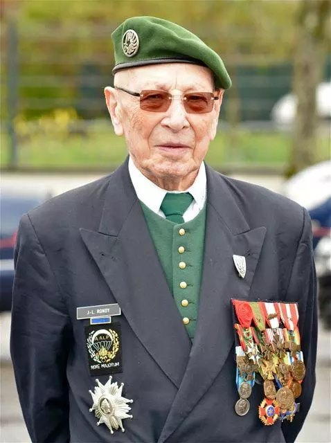 Colonel Jean -Louis Rondy Rip17