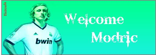 حصريا توقيع للاعب الريال الجديد Modric - صفحة 2 Modric10