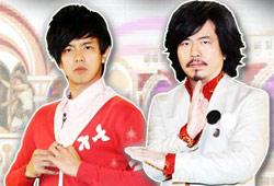 Xiao Gui filming new drama!! Winner10