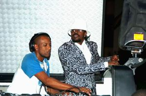 Beenie Man turns 37 - Doc celebrates with D'Angel by his side  Beenie12