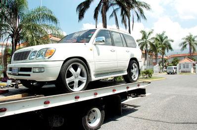 Taxman takes Bounty's vans  Rodney10