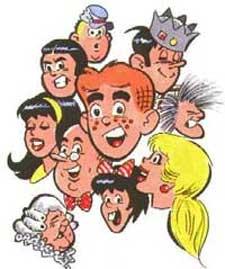 Archie y sus amigos Archie10