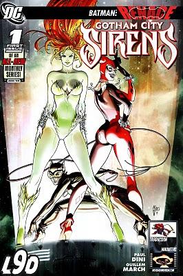 Gotham City: Sirens Gotham11