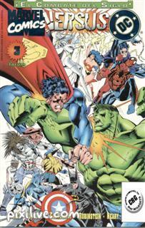 Mas comic de Marvel vs DC Marvel13