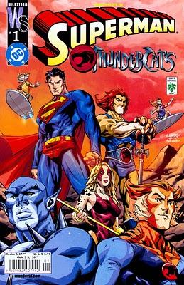 Superman vc Thundercats Tunder10