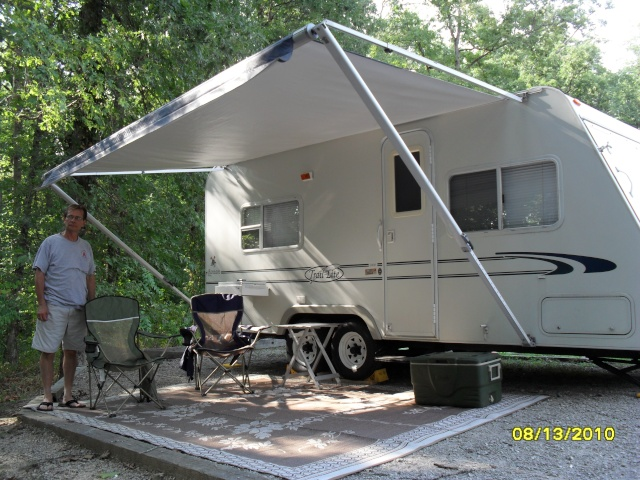 Levi Jackson State Park Campin11