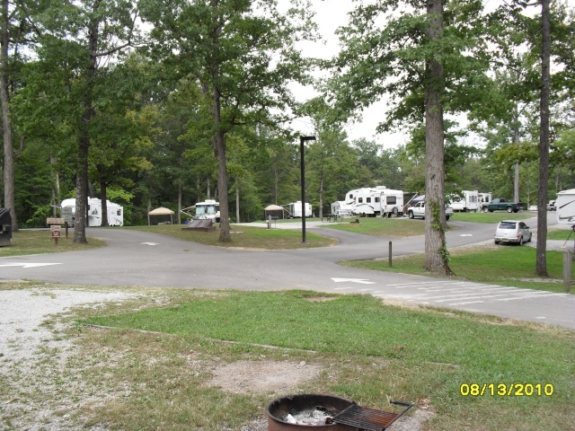 Levi Jackson State Park Campin15